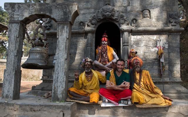 Foto Con il Nepal nel cuore
