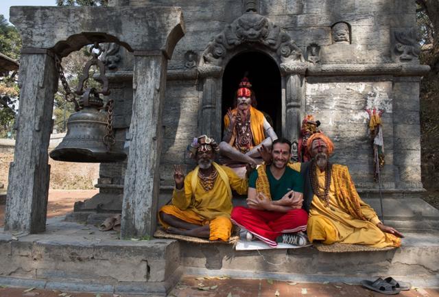 Con il Nepal nel cuore