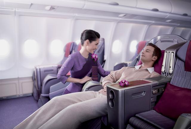 Promozione Spring Break: il viaggio in Oriente inizia con Thai Airways