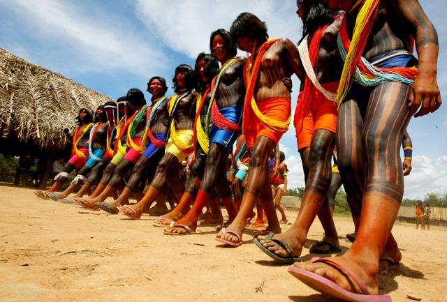 Lo Spirito del pianeta: un festival per tutte le etnie del mondo