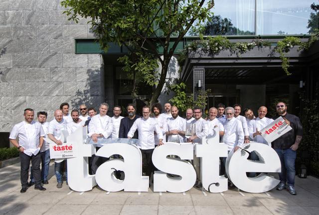 Taste of Milano: 50 chef per un restaurant festival  da record