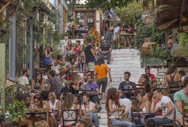 L'Atene di Tsipras