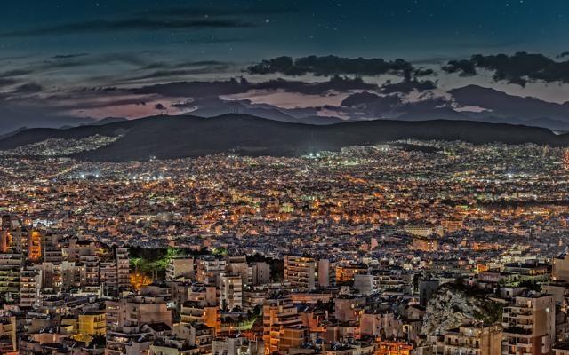 Foto L'Atene di Tsipras