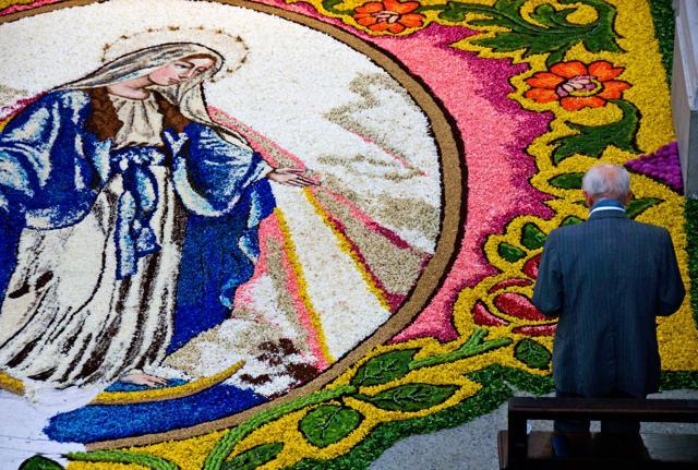 Infiorata Festival: i borghi a colori