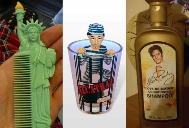 I souvenir più kitsch dalle vacanze