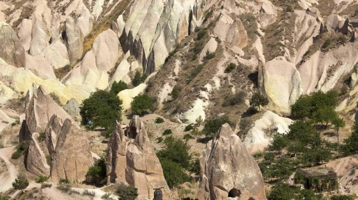 Foto Incredibile Cappadocia: GUARDA LE FOTO