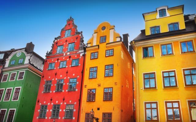 Foto Le 20 città più colorate