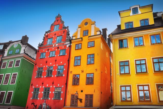 Le 20 città più colorate