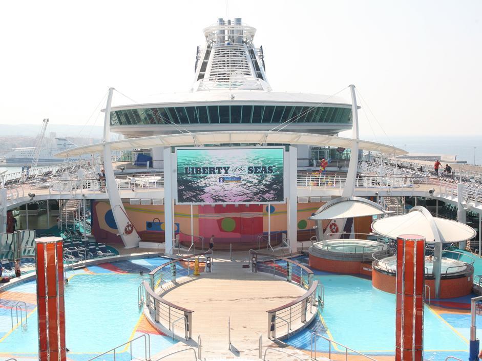 Liberty of the Seas: occasioni a bordo