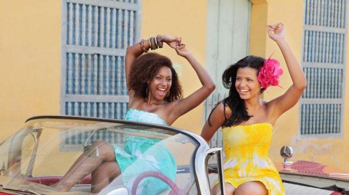 Foto Le più belle ragazze cubane
