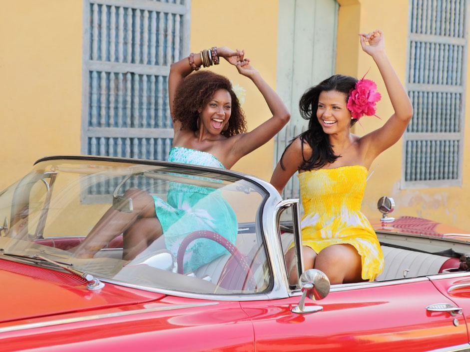 foto di donne cubane