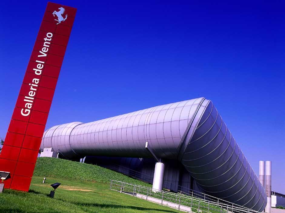 Museo Ferrari: LE FOTO