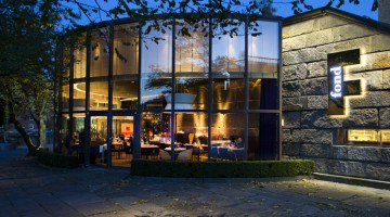 Il ristorante Fond, a Goteborg (Svezia): uno dei quattro ristorante insigniti della stella Michelin