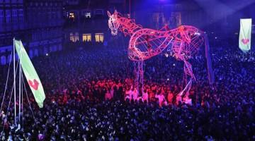 Il 21 gennaio 2012 si è aperto ufficialmente l?Anno Europeo della Cultura di Guimaraes