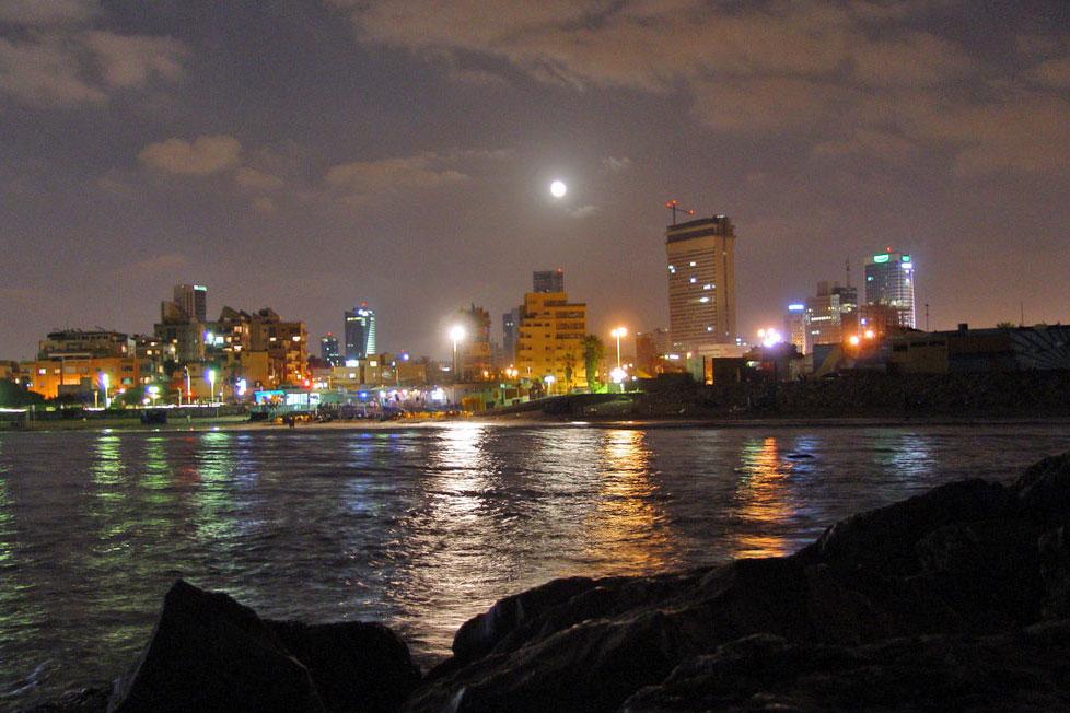 Notturno a Tel Aviv: la città è il cuore della movida israeliana (foto: Israel tourism)