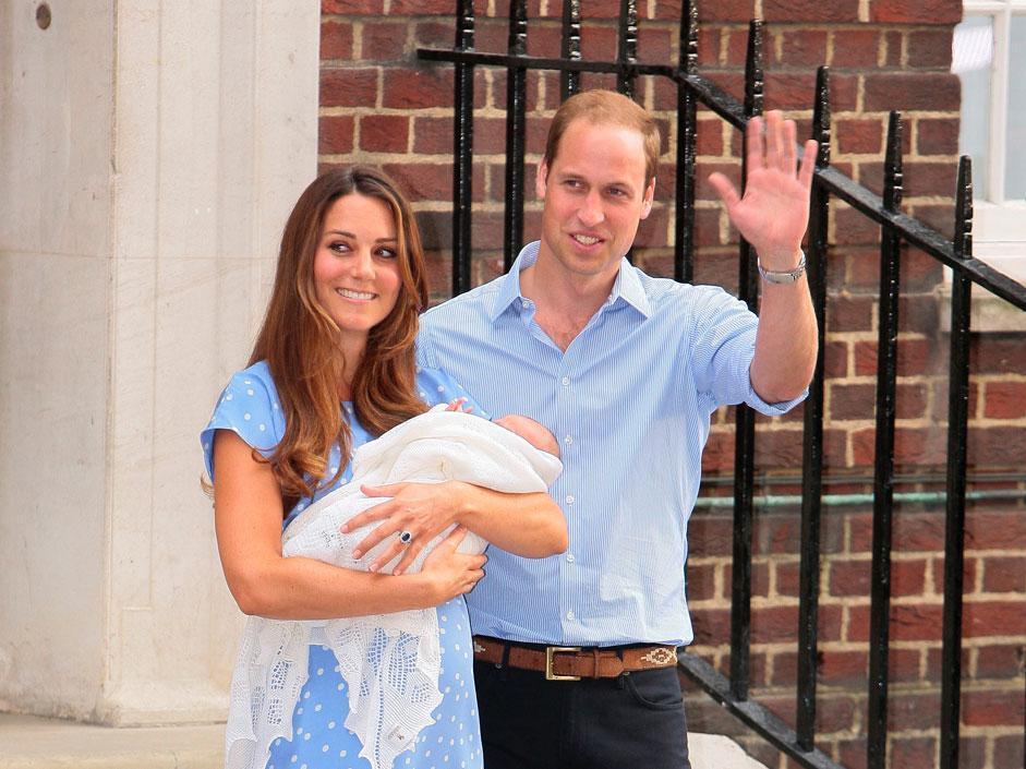 I posti da Royal Baby: GUARDA LE FOTO