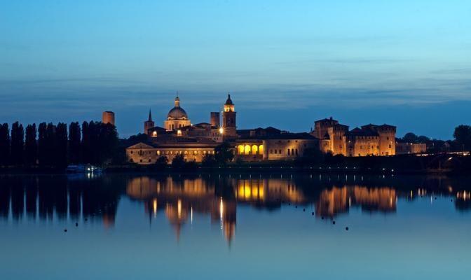 Foto Mantova omaggia Nervi