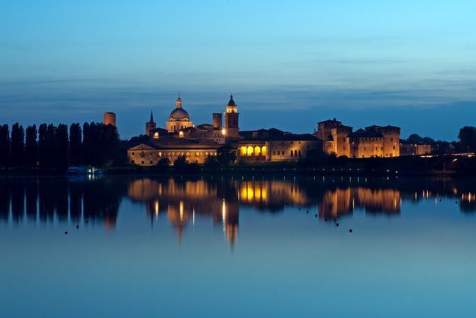 Mantova omaggia Nervi