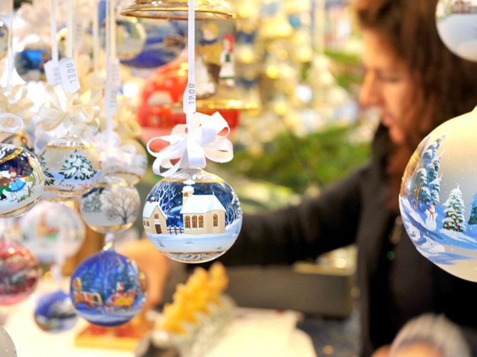 Trentino: Natale ai Mercatini