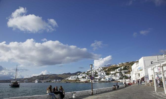 Foto Mykonos: l'isola che non ti aspetti
