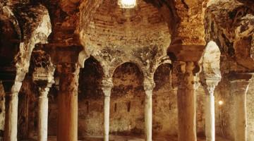 Los Baños Arabes di Palma de Maiorca sono uno dei pochi esempi d'architettura musulmana (foto: Manuela Muñoz-ATB)