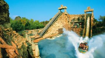 Estate e risate in Italia: una delle attrazioni di Gardaland