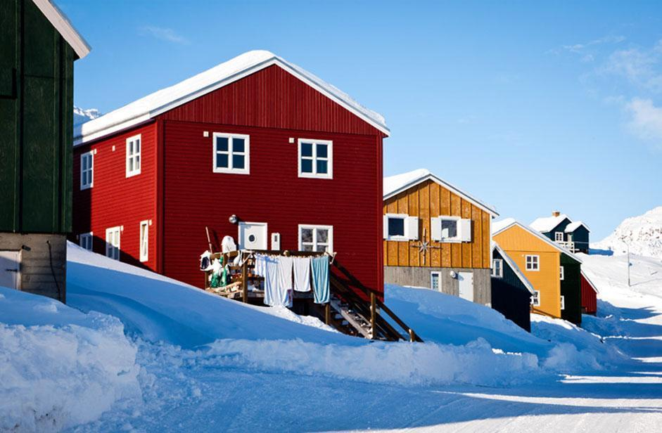 Groenlandia da vivere