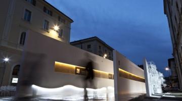 FestArch di Perugia: un?installazione dell?edizione 2011 (foto: Michele Tortoioli)