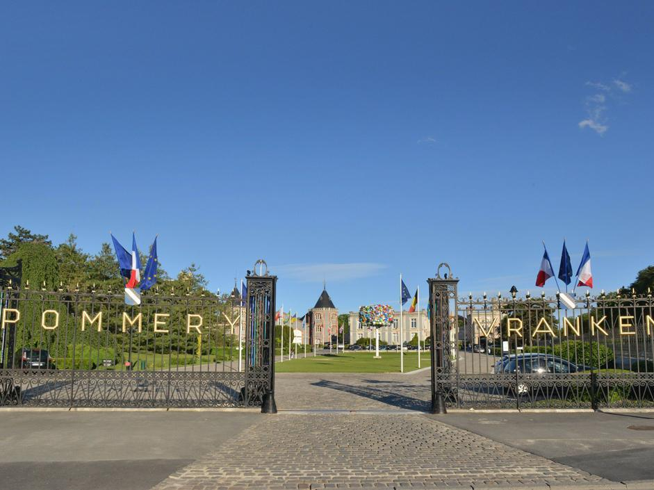 Experience Pommery: arte e bollicine
