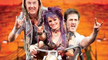 Approda a Praga il celebre We Will Rock You, il musical dedicato ai Queen (foto: Facebook/We will rock you)