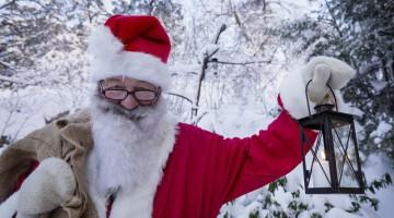 Atmosfera natalizia in Svezia: aspettando Babbo Natale (foto: Carolina Romare/Image Bank Sweden)