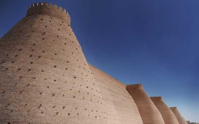 Foto La città d'oro dell'Uzbekistan