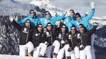 La Nazionale maschile Norvegese di Sci Alpino si allenerà per tre anni sulle piste di Andalo e della Paganella