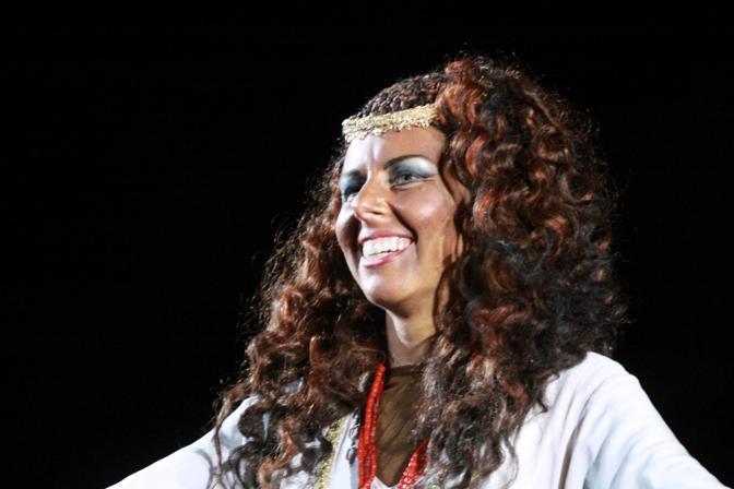 La voce dell'Aida