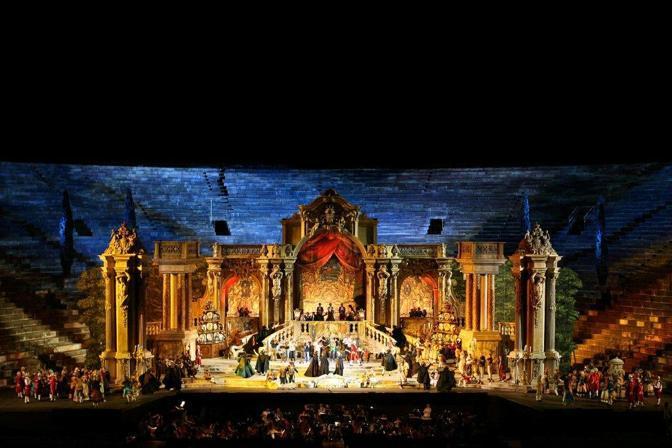 L'opera di Mozart
