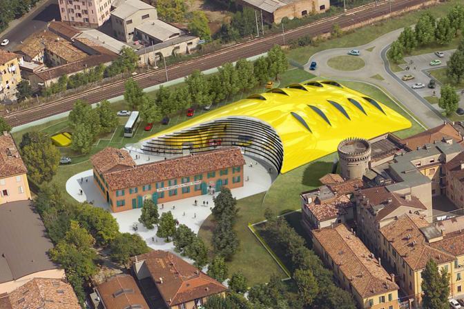 Modena, il nuovo Museo Casa Enzo Ferrari