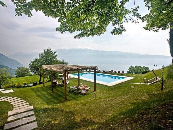 Weekend vista lago