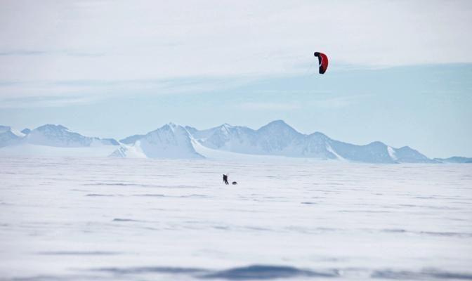 Foto Spedizione al Polo Sud