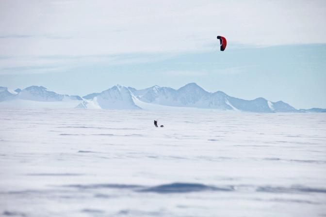 Spedizione al Polo Sud