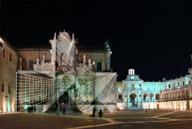Illuminando Lecce