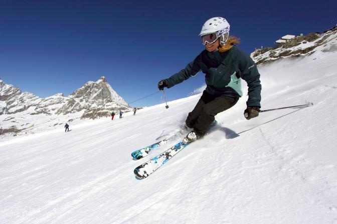 La montagna al femminile