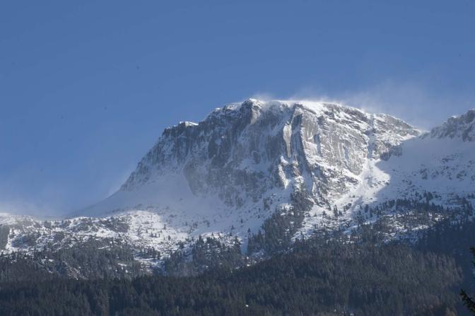 La montagna di una volta