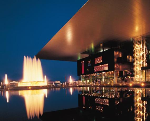 Hot spot: Lucerna