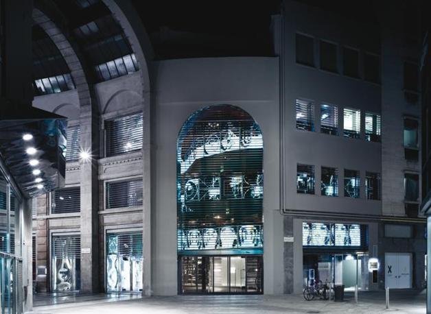 Il tempio del Fashion