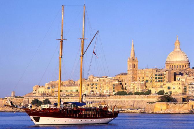 Malta in 48 ore
