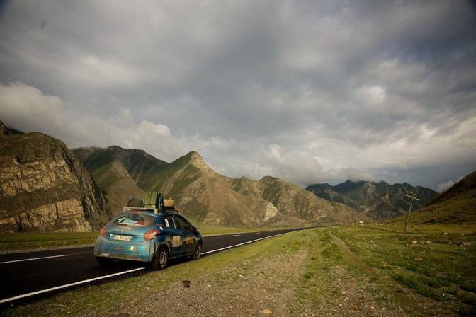 Mongol Rally: nel cuore dell'Asia