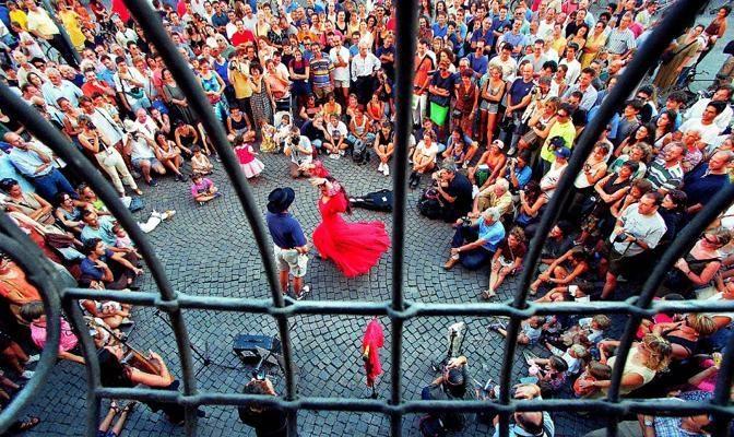 Foto Ferrara Buskers Festival