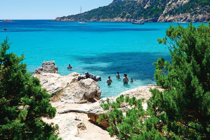 Corsica: la baia di Roccapina