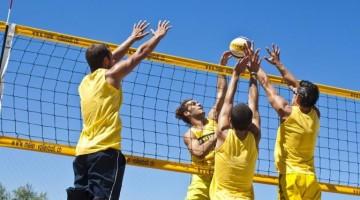 Campionati italiani di beach volley a Cesenatico