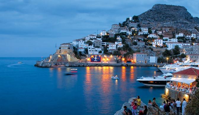 Foto Mediterraneo chic